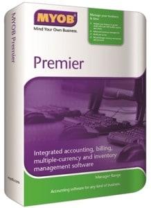 MYOB Premier v12.2