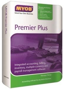MYOB PremierPlus v12.2
