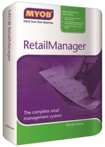 MYOB RetailManager v10